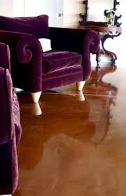 Residential Elite Crete Reflective Epoxy Natural Patina Flooring System