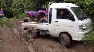 100 Suzuki Mini Trucks Best Test Off Road Carry And Yamaha 400 Kodiak