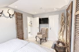 ferienwohnung in braunlage rustikal schlafzimmer