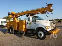 Digger Derrick Trucks For Sale Used