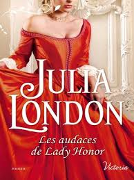 Cover Image Of Les Audaces De Lady Honor
