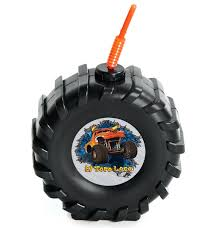 100 Monster Truck Birthday Party Supplies Galleon Jam Childrens Tire