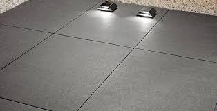 Floors Exterior Porch Design Alongside Squared Grey Floor Tiles