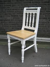 landhaus stuhl massivholz zweifarbig stuhl landhaus tisch