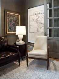 Mick Floor Lamp Crate And Barrel by Interiors By Alice Lane Home Collection Man U0027s Office Map