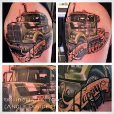 Color Tattoos, Truck Tattoos, Transport Truck Tattoos, Custom ... Tattoos Semi Truck Trucking Pictures Draw Pinterest Nthnwionsincnivalwkerforearmclowntattooschippewa Semi Truck Designs 60 Tattoos For Vintage And Clipart Of Santa Driving A Christmas Big Rig Royalty Free Truck Tattoo Laitmercom Clipart Big Pencil In Color Cartoon Drawings Trucks File 3 Vecrcartoonsemitruck Hello Wip One More Session On This Amazoncom Tattify Traditional Flower Temporary Tattoo Twin Rose