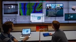 Ucf Telecom Help Desk by Evl Electronic Visualization Laboratory