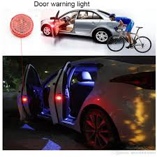 100 Strobe Light For Trucks Universal Wireless No Damage VehicleTruck LED Safety Car Door