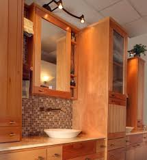 Bathroom Vanity With Tower Pictures by Affordable Custom Cabinets Showroom