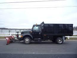 100 International 4700 Dump Truck USED 1996 INTERNATIONAL DUMP TRUCK FOR SALE IN IN NEW JERSEY 11432