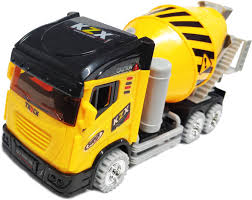 100 Toy Cement Truck Emob Mixer Construction Moving Vehicle With