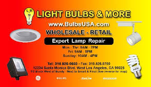 lightbulbs more in los angeles ca 12234 santa blvd
