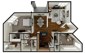 104 Two Bedroom Apartment Design Floor Plans The Madison S In Greenville Nc