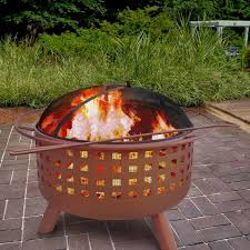 Landmann City Lights Memphis Wood Burning Fire Pit Reviews Wayfair