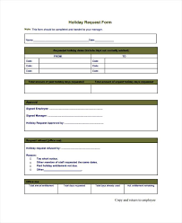 Payroll Change Form Template Free Example Holiday Request Notice Business Templates For Google Slides Download Employee