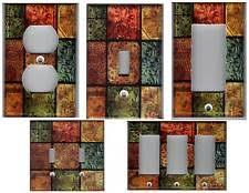 tuscan switch plates ebay