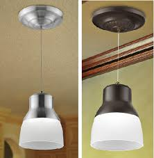 battery powered led light fixture recessed bedroom livingroom