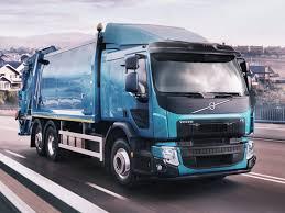 Volvo FE 320 6×2 Rigid Sleeper Cab Refuse Truck '2013–pr.
