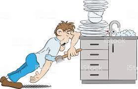 Royalty Free Sad Dishwasher Clip Art Vector Images Illustrations Rh Istockphoto Com PowerPoint