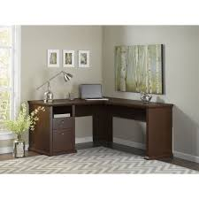 yorktown antique cherry l shaped desk free shipping today