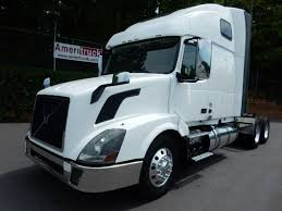 USED 2012 VOLVO VNL 670 SLEEPER FOR SALE IN NC #1917