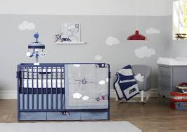 Airplane Crib Bedding Baby And Kids Aviator Crib Bedding Set