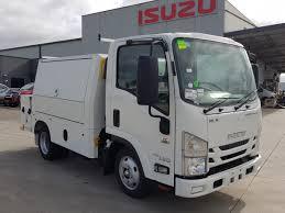 2018 Isuzu NLR 45-150 AMT Servicepack X - Westar Truck Centre
