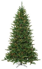 Artificial Fraser Fir Christmas Tree Sale by Pre Lit Frasier Fir Artificial Christmas Tree And Rolling Stand