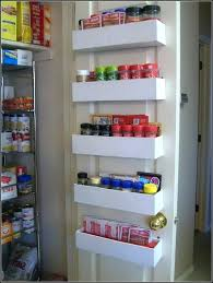 Spice Rack For Pantry Spice Rack Inside Pantry Door – iamatbetate
