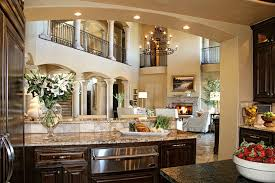 Top Tuscan Style Kitchen Decor Set Hallway And Living Room Combo