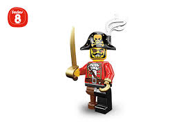 Lego Ship Sinking 2 by Pirate Captain Characters Minifigures Lego Com