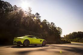2019 Aston Martin Vantage Four Door Rendered as Baby Rapide