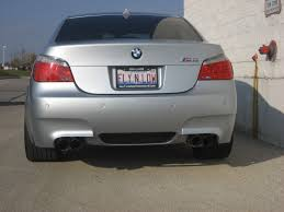 Ideas for M5 license plate Page 21 BMW M5 Forum and M6 Forums