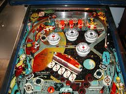 Classic Pinball Machines A E