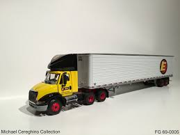 Diecast Replica Of Estes Express Line International 8600 Daycab - A ...