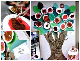 Creative Art Activities For Preschool Apple And Tree Activity 2d Preschoolers