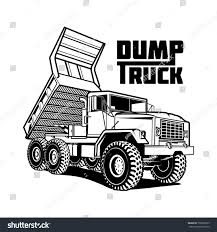 Tipper Dump Truck Illustration Isolated On Stock Vector 702868375 ... How To Draw Dump Truck Coloring Pages Kids Learn Colors For With To A Art For Hub Trucks Boys Make A Cake Hand Illustration Royalty Free Cliparts Vectors Printable Haulware Operations Drawing Download Clip And Color Page Online