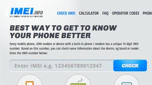 IMEIfo Checks If Your Phone Is Carrier Unlocked or Not