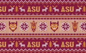 Asu West Help Desk by 2016 Ugly Sweater Holiday Asu Desktop Wallpaper Asu Online