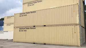 100 Shipping Containers 40 Storage Container Conex Box At ATR