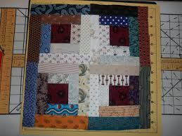 Log Cabin Quilt Pattern Log Cabin Cross Quilt Pattern Free Curved