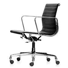 fauteuil de bureau alu ea 117 par charles eames en 1958
