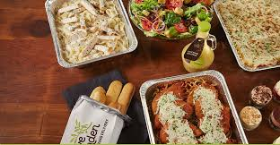 Olive Garden Catering Is Available For Pickup Delivery Find