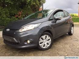 ford 3 portes ford 1 6 tdci econetic 3 portes airco carnet a vendre