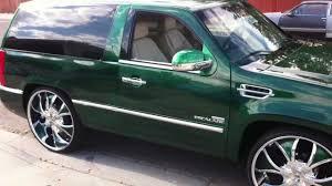 100 2 Door Chevy Truck Video CADILLAC ESCALADE PLATINUM CUSTOM DOOR 8 30 RIMS 4 L7