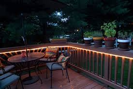 What is an Outdoor Rope Light