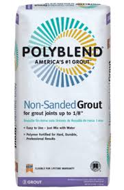 Tilelab Grout And Tile Sealer Sds by Polyblend Non Sanded Non Shrink Grout Custom Building Products