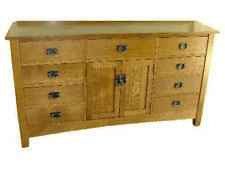 Arts & Crafts Style Dressers and Chests of Drawers