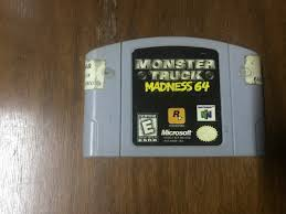 Juego De Nintendo 64: Monster Truck Madness 64 - $ 800,00 En Mercado ... Monster Truck Madness 64 Nintendo N64 Artwork In Game 1999 Ebay Youtube Old School Gba Junk Yard Amazoncom Trucks 3d Parking Appstore For Android Video Games Total Nes Tests Cart Pal Gimko Monster Truck Madness Cartridge Box Executioner Wiki Fandom Powered By Wikia Original Magazine Advert