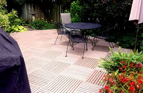 deck resurfacing designer deck outdoor tiles wood recycled